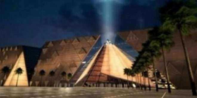 """المشرف على المتحف الكبير يكشف تفاصيل أول """"براند مصري"""" من إنتاج المتحف"""