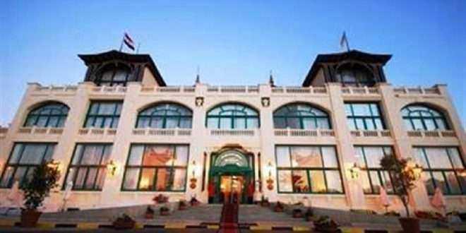 وزارة السياحة والآثار: مبنى رويال هاوس حديث وغير أثري