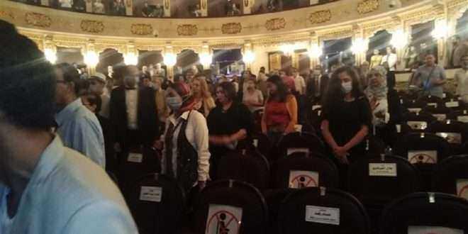 انطلاق الدورة الـ 27 من مهرجان المسرح التجريبي